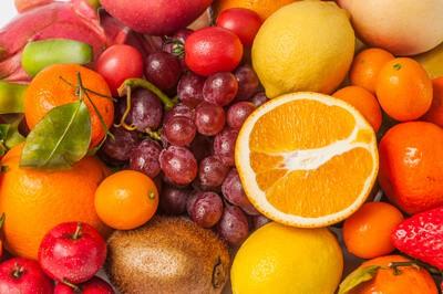 výběr ovoce